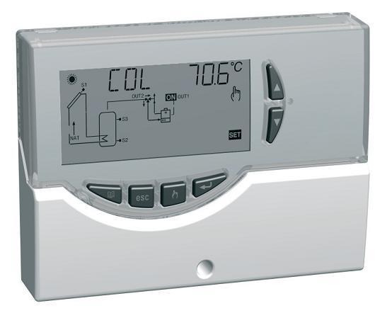 Solar thermal regulator SCHENER RSO01