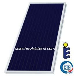 Слънчев колектор Sunsystem Select 2,15 м2 - за бойлер с обем от 80 до 120 литра