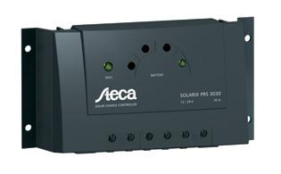 Charge controller Steca SOLARIX PRS 1515 - 12/24, 15 A