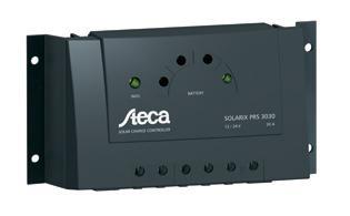 Kонтролер Steca SOLARIX PRS 3030 - 12/24, 30 A