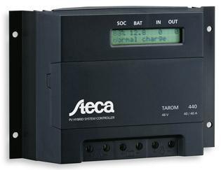 Solar cherger Tarom 245 - 12/24V, 45 A + LCD