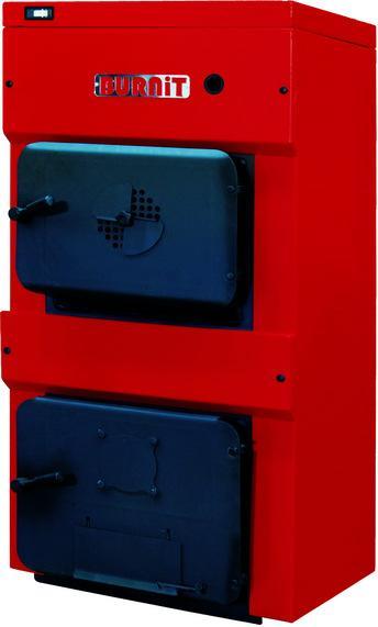 Wood-fired boiler WBS - 90 KW