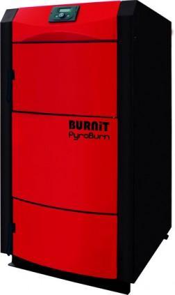Пиролизен котел BURNIT - 25 KW