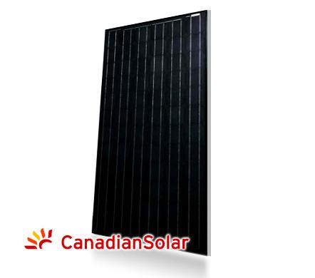 CANADIAN SOLAR CS5A ALLBLACK 160-190
