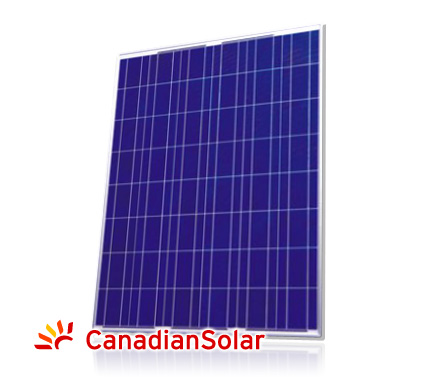 CANADIAN SOLAR CS6A-P 160-190 Wp