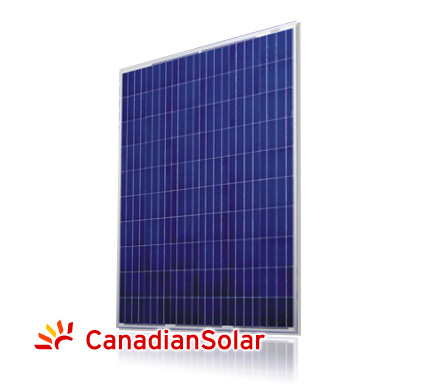 CANADIAN SOLAR CS6P-P 220-250 Wp